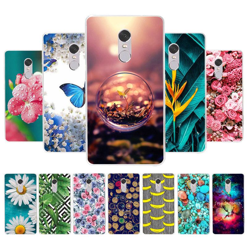 Vanveet Case For Xiaomi Redmi Note 4 Case Silicone Coque For Xiaomi Redmi Note 4X Case Smartphone Redmi Note 5 Pro Cover Soft