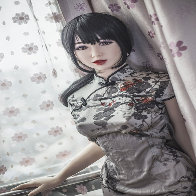 JY 158 cm et 140 cm poupée d'amour style chinois taille réelle de la vie pour les hommes poupée de sexe réaliste poupée de sexe réaliste poupées en silicone réel