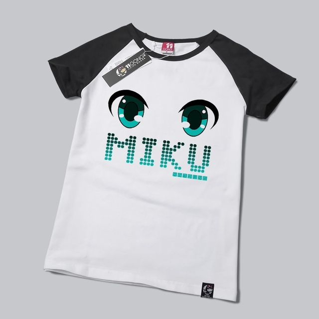 62de67a194d Hot Summer Anime Hatsune Miku T-shirt Anime Unisex men women short-sleeve  cosplay t shirt tops