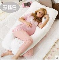 Практичная большая подушка для всего тела