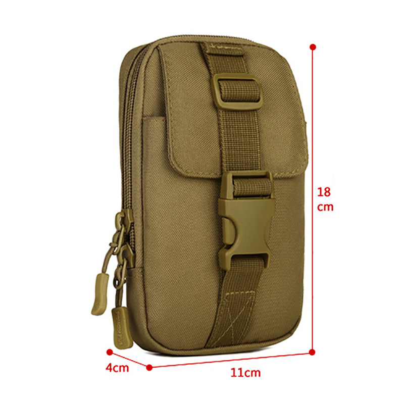 Tactical Bag Vice Package Wear Waist Belt Purse Outdoor s