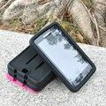 MingShore Портативный Изысканный Hand Band Дизайн Силиконовый Защитный Чехол Для Lenovo A7-50 A3500-H/V 7 Дюймов Tablet Case