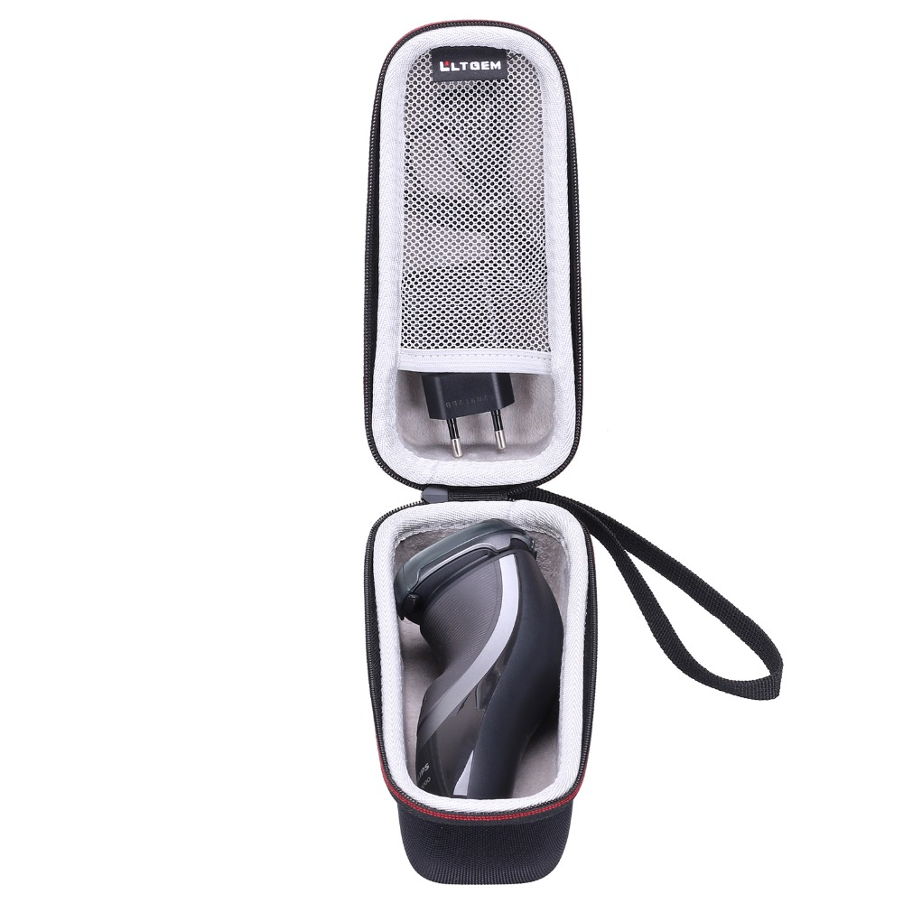 LTGEM Carrying Case For Philips Norelco Electric Series 4500 3000 9000 Shaver. Fits 3100 3500 9700 9300, S3310/81 S3560/81 S9311