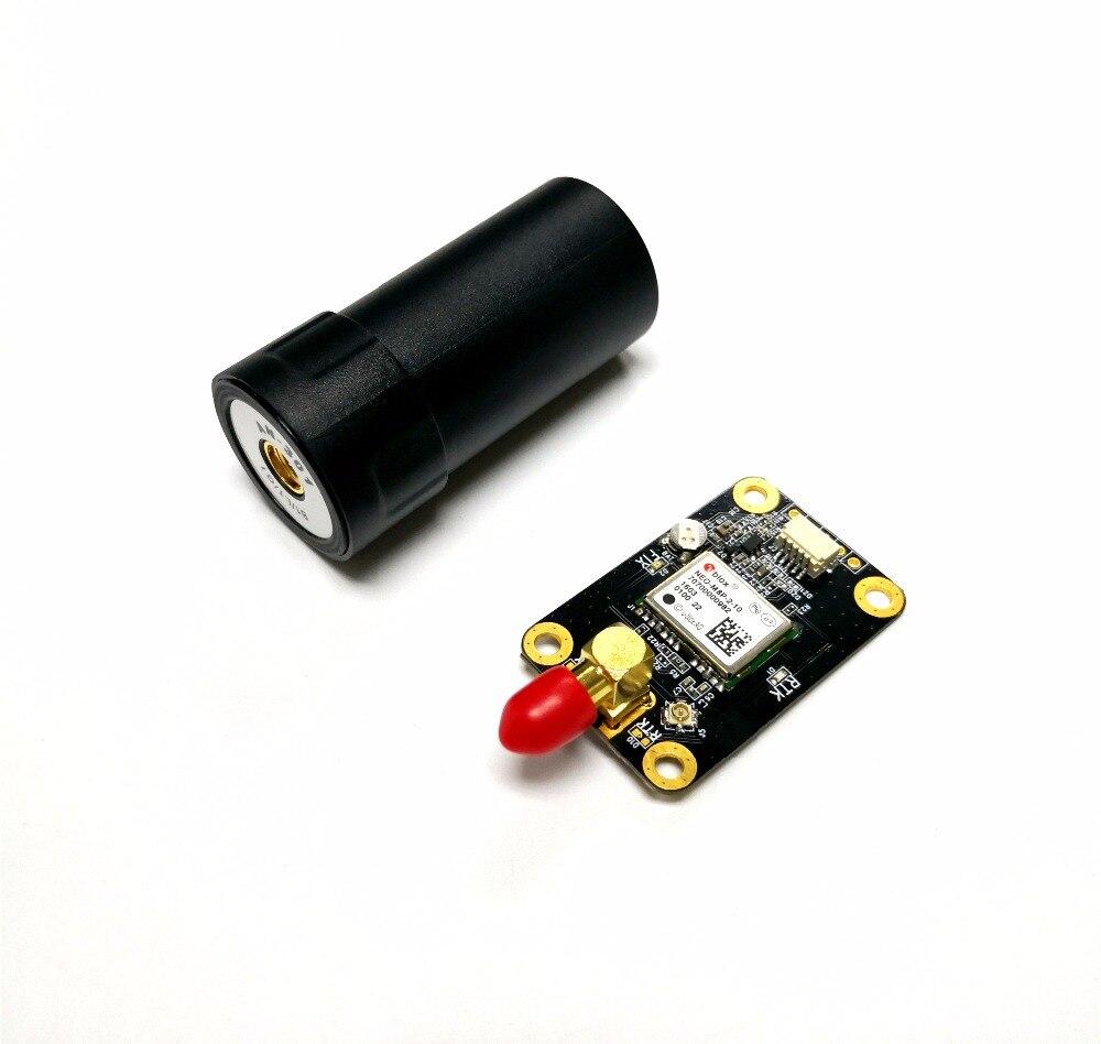 RTK GNSS Modulo RTK ANTENNE neo-m8p-2-11 di Alta precisione GPS GLONASS RTK GNSS Modulo antenne UART livello