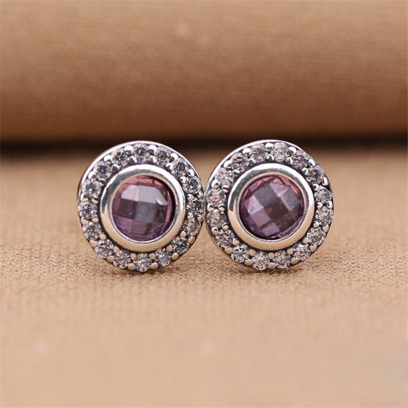 Pandora Silver Stud Earrings: Online Buy Wholesale Pandora Earrings Silver From China
