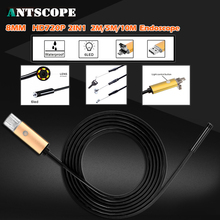 8MM 2IN1 2M/5M/10M HD 720P Endoscope Mini Borescope Inspection USB Camera for Android IP67 Waterproof Camera Night Vision Camera
