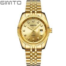2016 Nueva banda de acero de Oro Relojes de Marca reloj de Los Hombres es de diamante de Moda de Lujo Hombre Automático Fecha Relojes relogio masculino