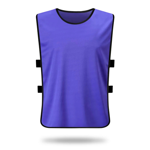 ceefe5467dd Men Kids Sleeveless Soccer Training Jerseys Sports Kit Against Vest  Football Waistcoat Team Grouping Tops Shirts Customized Draw