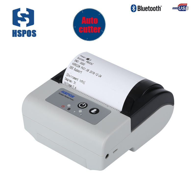 80mm bluetooth printer with auto cutter free Android and IOS SDK portable thermal receipt printer for mobile ticket printing cheap 80mm portable usb thermal printer with free android ios sdk mobile bluetooth ticket printer for pos impressora termica