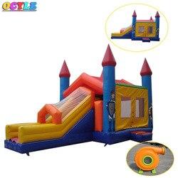 Ocyle nadmuchiwany zamek do skakania  dmuchany zamek  nadmuchiwany zamek na sprzedaż w Nadmuchiwane trampoliny od Zabawki i hobby na