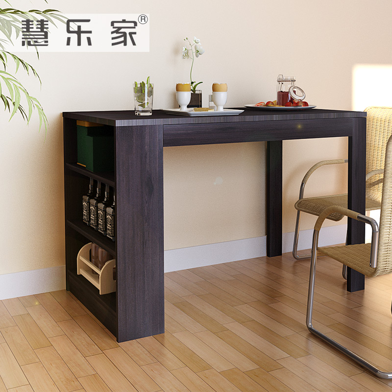 Simple Study Room: Hui Roca Storage Office Desk Computer Desk Desk Bookcase