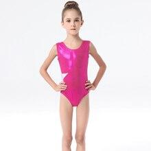 Ballerina Toddler Girl Ballet Leotards Gymnastics Dress Athletic Dancer Dress Ballet Gym Leotards Acrobatics For Kids Dance Wear