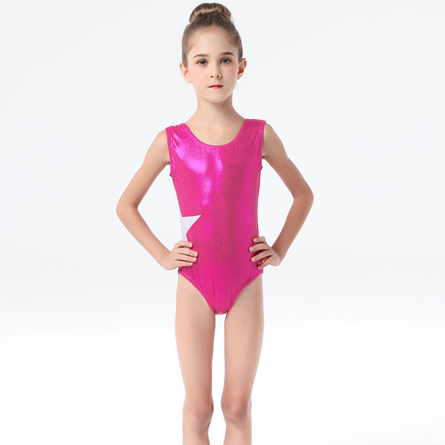 35fecb03aeea Ballerina Toddler Girl Ballet Leotards Gymnastics Dress Athletic ...