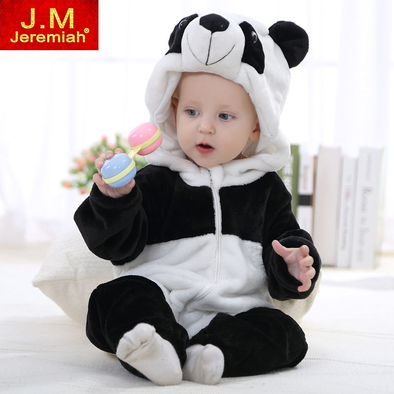 Newborn Baby Romper Baby Boys Girls Jumpsuit Infant Clothing Hooded Toddler Baby Clothing Cute Animals Romper Baby Costumes newborn baby rompers baby clothing 100% cotton infant jumpsuit ropa bebe long sleeve girl boys rompers costumes baby romper