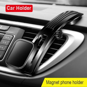 YASOKO mocowanie telefonu w samochodzie magnetyczny 360 ° obrotowy uchwyt na telefon Dashboard regulowany stojak na telefon samochodowy uniwersalny tanie i dobre opinie Universal YSZJ28 Samochód