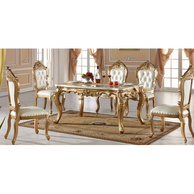 Table A Manger Et Chaise De Luxe