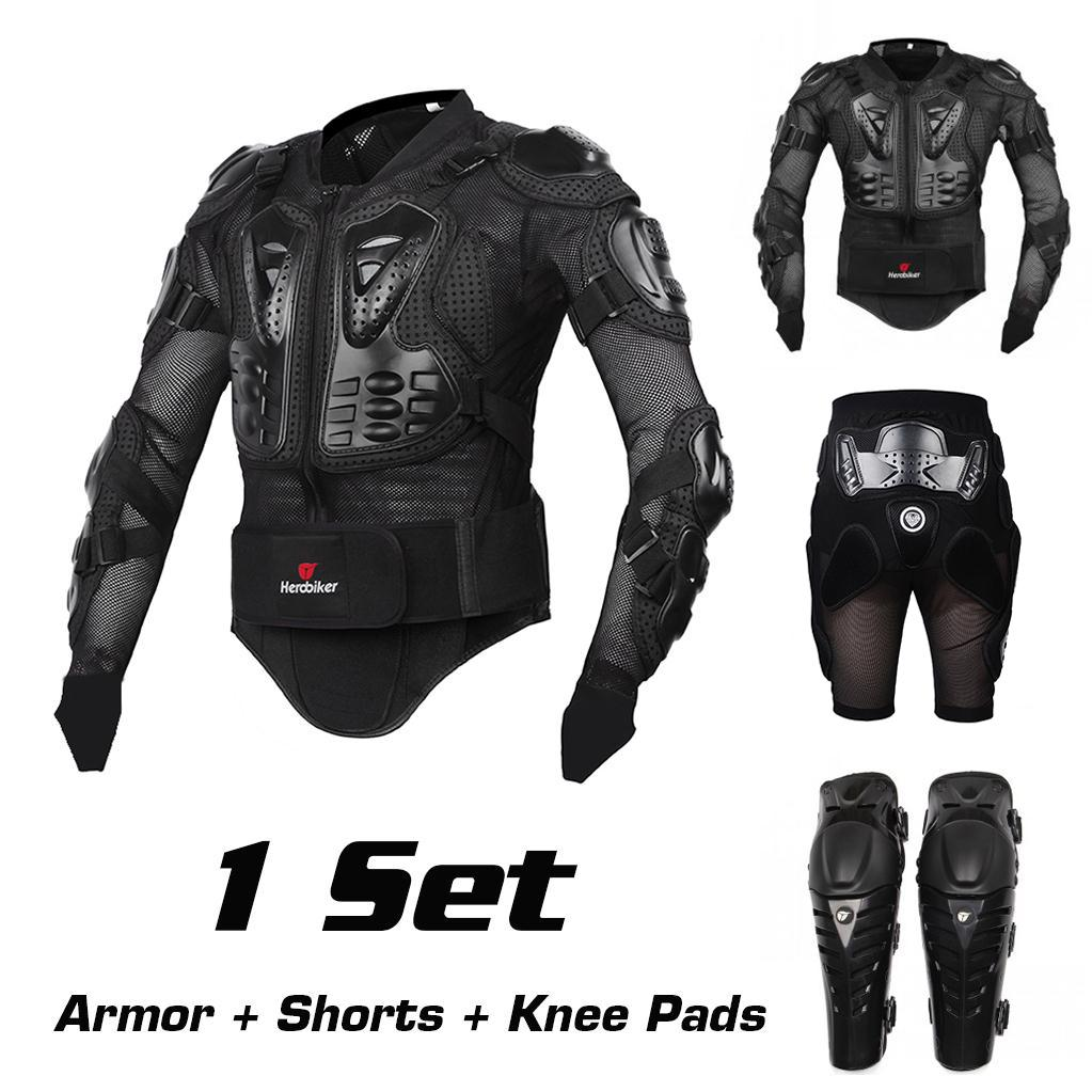 96 Motorcycle Body Armor Review