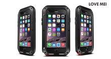 Huawei社メイト10 5.9インチケースlove meiショックダートプルーフ防水金属鎧カバー電話ケース用メイト10プロ6.0インチ