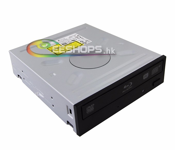 New for LG BH10LS38 12X 3D Blu-ray Burner Lightscribe Super Multi Dual Layer BD-RE DL 16X DVD RW 18X CD-R Writer SATA Drive Case
