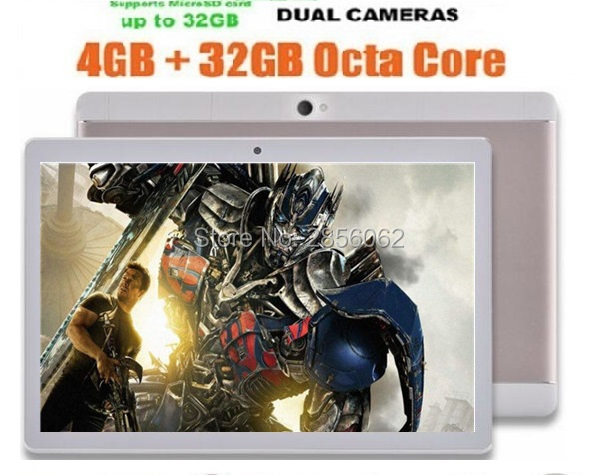 DHL Free 10 inch Tablet Android 5 1 Octa core 4GB RAM 64GB ROM 8 Cores