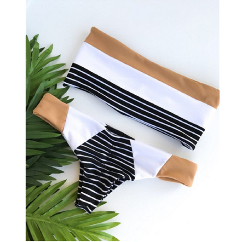 2018 Off Shoulder Bikinis Women Sexy Swimwear Swimsuit Bathing Suit Women Swimsuit Dropshipping Bikini Set Beach Wear summer style sexy bathing suit women 2016 new swimwear swimsuit sexy bikini swimwear shoulder strap bikinis set