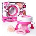 DIY Manual Inteligente brinquedos máquina de Tecelagem Tear tecelão tricô Chapéu Scarve Camisola brinquedos educativos tudo para as crianças
