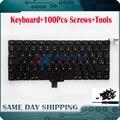 """НОВЫЙ DK Дания Датский Клавиатура для Apple Macbook Pro 13 """"A1278 2009 2010 2011 2012 MB990/991 MC374/375/700/724 MD313/314/101/102"""