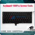 "NUEVA DK Dinamarca Danés Teclado para Apple Macbook Pro 13 ""A1278 2009 2010 2011 2012 MB990/991 MC374/375/700/724 MD313/314/101/102"
