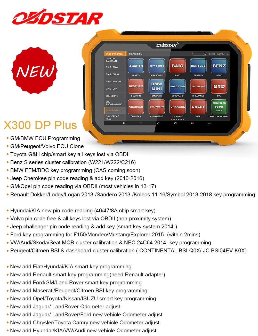 X300-DP-Plus功能宣传图