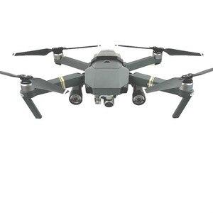 Image 3 - Mavic Pro Flaş LED Gece Dolgu Işığı Projektör lamba kiti için DJI Mavic Pro rc dört pervaneli helikopter Ile 4 K HD Kamera Drone aksesuarları