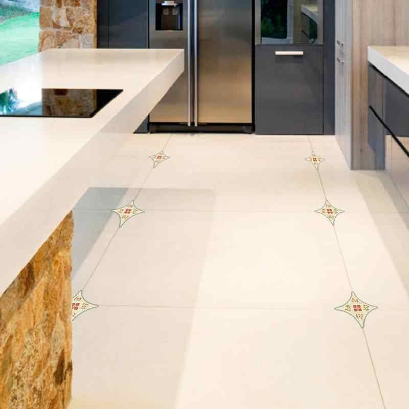 waterproof tile diagonal stickers floor