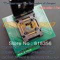 TQFP100 to DIP40 Programmer Adapter FPQ-100-0.5-13 test socket QFP100 TQFP100 FPQ100 LQFP100 socket