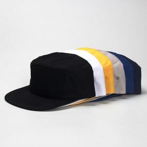 Image 2 - DongKing personnalisé 5 panneaux casquette de Baseball à bord court chapeau de relance texte libre broderie Logo impression coton réglable personnalisé