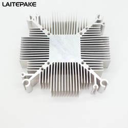 2019 Новый 10 Вт-200 Вт Чистый алюминий cob led теплоотвод multichip для светодиодного охлаждения DIY led grow chip светильник с отверстием 34*34 мм