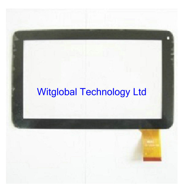 Black New 9 inch SUPRA M929 Tablet touch screen panel Digitizer Glass Sensor replacement + Screen Film Free Shipping original new 8 inch bq 8004g tablet touch screen digitizer glass touch panel sensor replacement free shipping