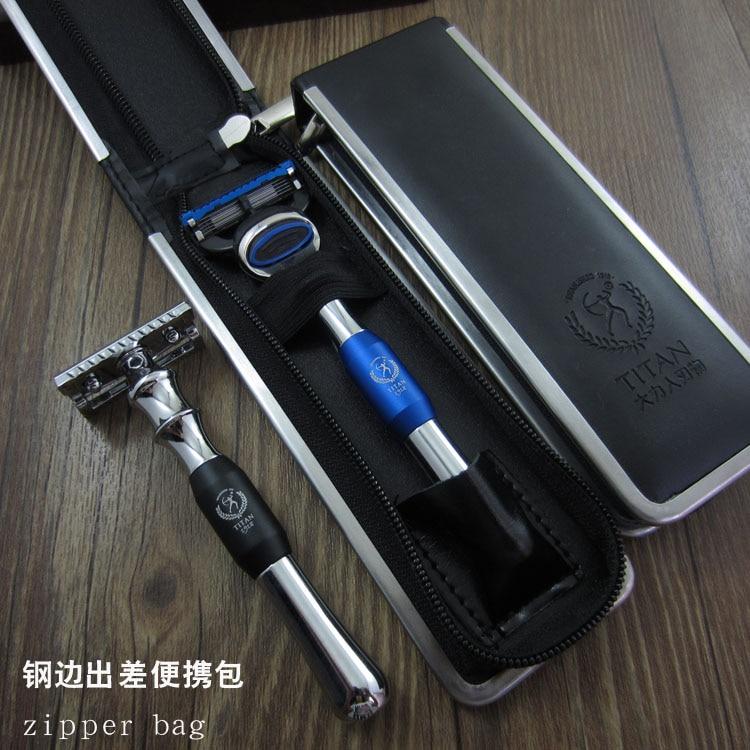 Titan 5 blade barbering razor mænds barbering produkter fri - Barbering og hårfjerning - Foto 6