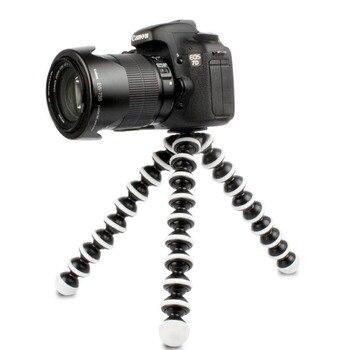 M L Medium Large Size Camera Gorillapod Tripods Stand Monopod Flexible Tripod Mini Travel Outdoor Digital Cameras Hoders