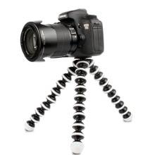 M L moyenne grande taille caméra Gorillapod trépieds Stand monopode Flexible trépied Mini voyage extérieur appareils photo numériques Hoders