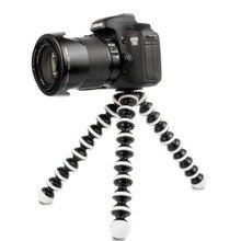 M l 중형 대형 카메라 gorillapod 삼각대 스탠드 monopod 유연한 삼각대 미니 여행 야외 디지털 카메라 hoders