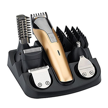 Pet Grooming Clipper for Dog Cat All in One Rechargeable Electric Hair Grooming Kit,Nose Ear Body Trimmer Beard Mustache Shaver