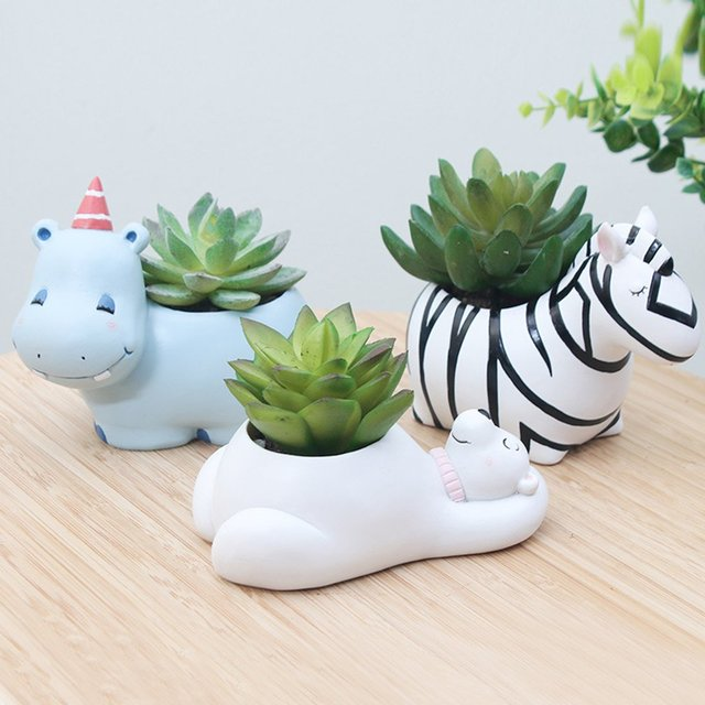 Succulent Plant Pots Design Planter Container for Mini