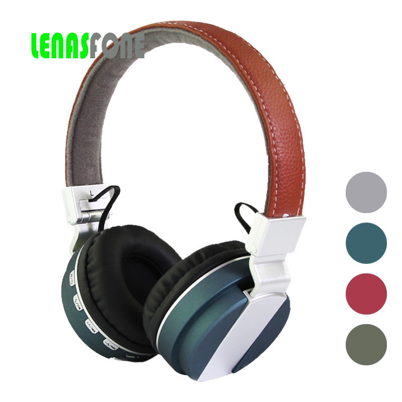 Portable Wired and Wireless Bluetooth headset Foldable Headphones Stereo Bass Sound Noise Cancelling Earphone with Mic For Phone купить