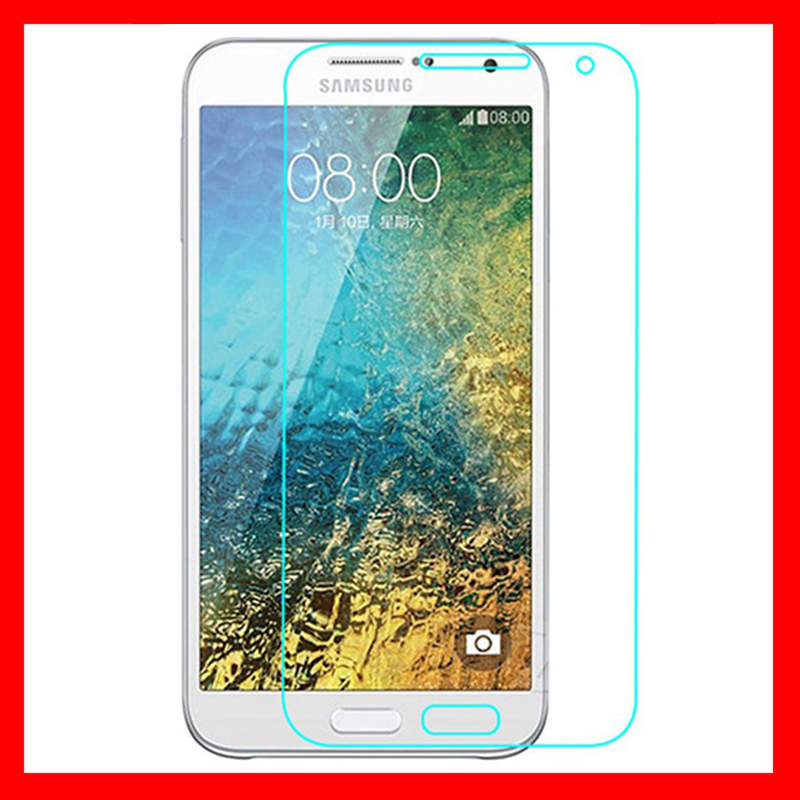 2.5D Закаленное стекло для Samsung Galaxy E5 9H Взрывозащищенная защитная пленка Защита экрана для Samsung E500