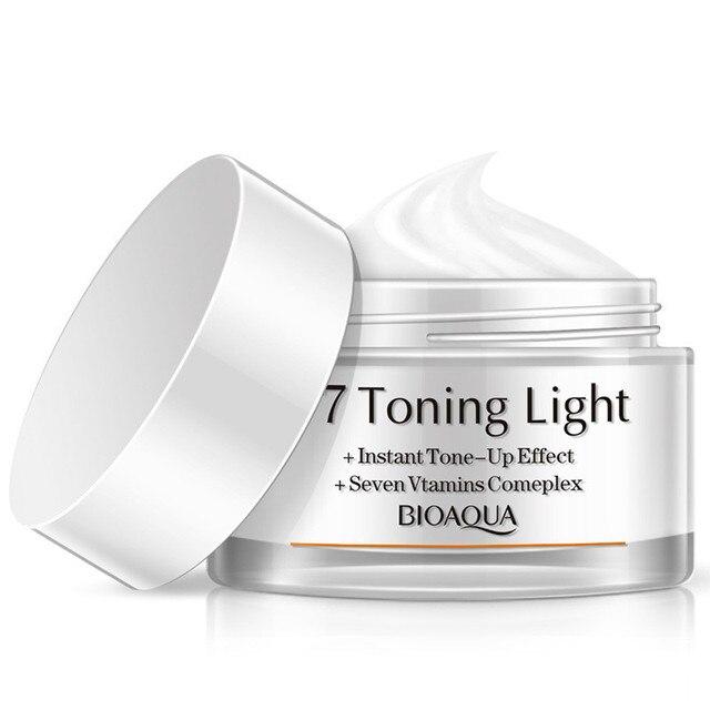12Pcs BIOAQUA Face Care Essence Nutrition Cream Moisturizing Whitening Anti-Aging Cream Anti Wrinkle Beauty Day Cream