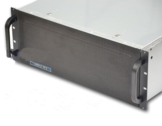 все цены на 15 bit 4U server chassis 4U industrial chassis NVR dual Xeon storage box 480 USB3.0 long short board онлайн