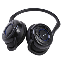 Wireless Bluetooth Headphone Foldable Sports Stereo Neckband Auriculares Bluetooth 4 0 Noise Cancelling Headset Headphones