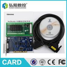 NC-Studio 53C контроллер для ЧПУ фрезерный станок управления PM53C5