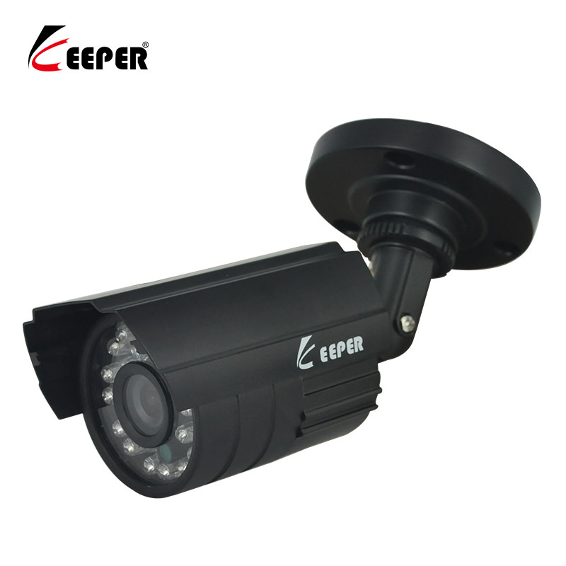 Keeper Sony CCD 420TVL Outdoor Waterproof Metal Bullet Security Surveillance Analog CCTV Camera 20M Night IR Camera