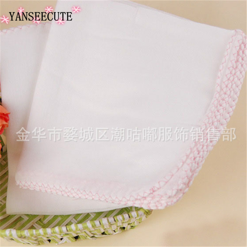 baby bibs burp clothes baby girls bibs new baby bib for newborn cotton burp clothes washable B-JH009-10P 10PCS/LOT ...