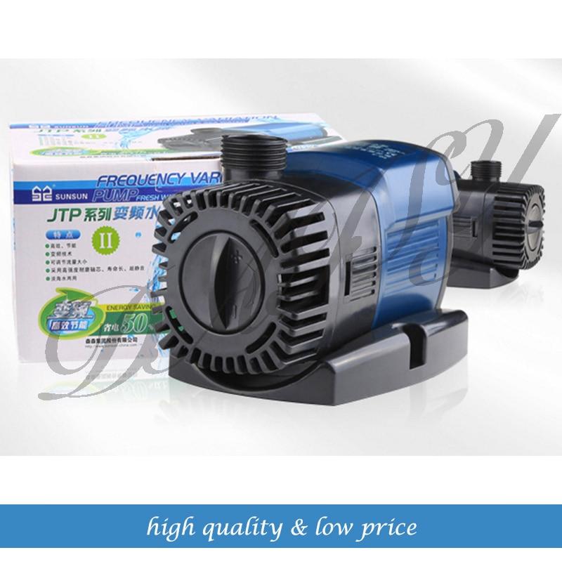 AQUARIUM SUBMERSIBLE WATER PUMP JTP-9000 jtp 9000 high output efficiency pond aquarium pump 9000l h